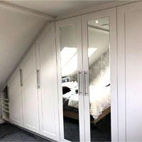 Bespoke Wardrode Units